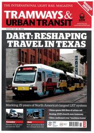 Tramways & Urban Transit: DART Reshaping Travel in Texas
